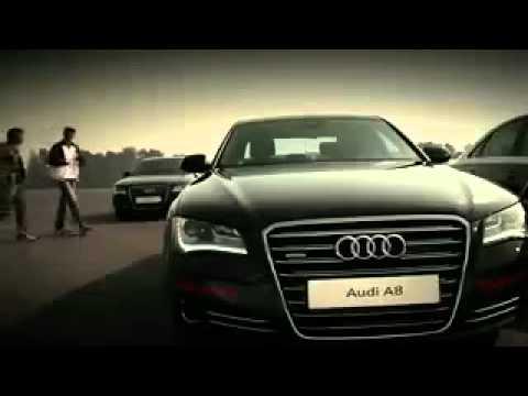 Нереально красивая реклама Audi