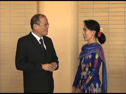 Bilateral Meeting with Honorable Aung San Suu Kyi - 6/7/2013