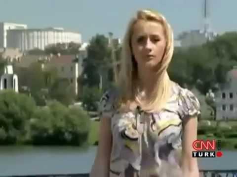 Rus Muhabirin Sakarlığı