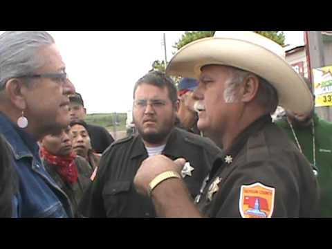 Oglala Lakota Nation President VS Nebraska State Police June 17, 2013