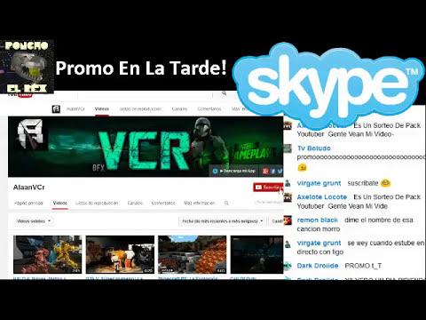 Livestream #65 - Promoción de Canales en Domingo!