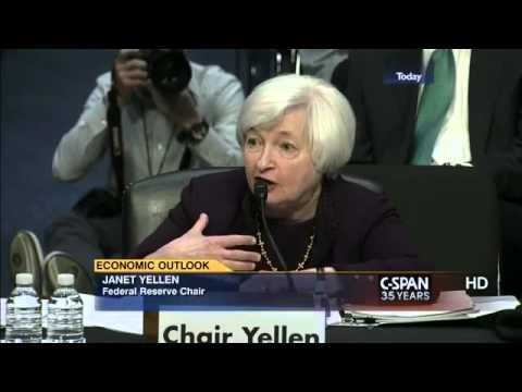 Bernie Sanders to Janet Yellen: Are We an Oligarchy? (5/7/2014)