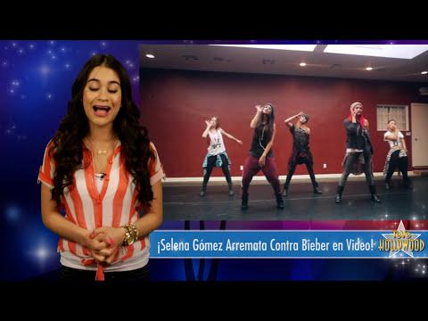 ¡Selena Gómez Arremata Contra Bieber en Video!!
