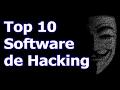 Top 10 Herramientas que usan los Hackers