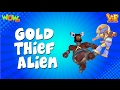 Gold Thief Alien - Vir: The Robot Boy WITH ENGLISH, SPANISH & FRENCH SUBTITLES
