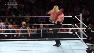 Corporate Kane vs  Dolph Ziggler  SmackDown, Oct  31, 20142