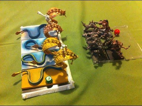 BR #4, 2.5k TK vs Skaven, Battleline