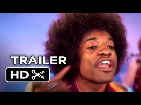Jimi: All Is By My Side Official Trailer #1 (2014) - André 3000, Imogen Poots Movie HD