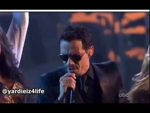 Marc Anthony Rain Over me American Music Awards 2011