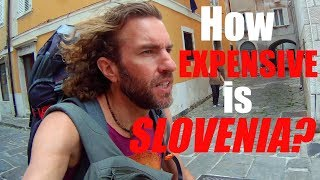 Slovenia Travel: How Expensive is Traveling in SLOVENIA?