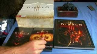 Diablo III Collector's Edition - a Cracking Unboxing
