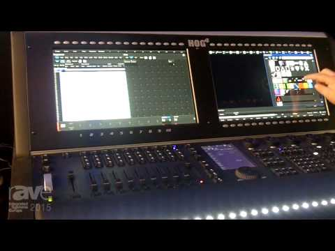ISE 2015: AED Showcases New Version 3 Software of Hog 4