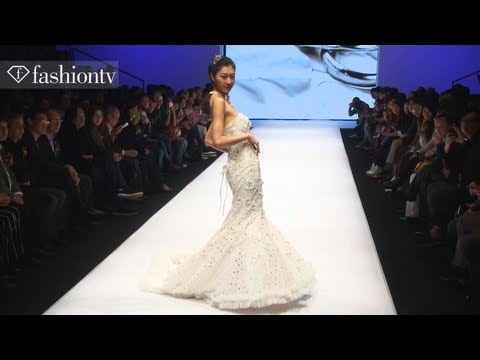 Famory Bridal Show Spring/Summer 2013 in Beijing | FashionTV
