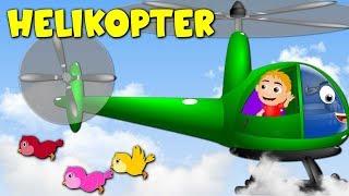 Nederlandse kinderliedjes | Helicopter etc.