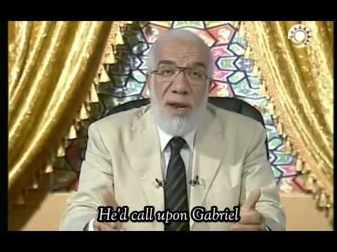 How do you know that God loves you?! - Sheikh Omar Abd Elkafi addressing the matter