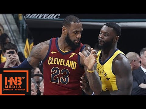Cleveland Cavaliers vs Indiana Pacers Full Game Highlights / Game 3 / 2018 NBA Playoffs