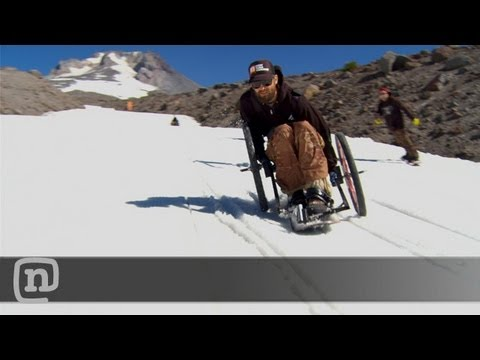 Adaptive Snowboard Reinvented: Every Third Thursday Raising The Bar