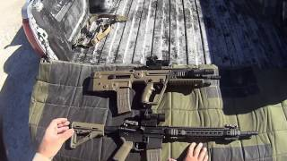 Why the X95?  Is it the ideal self defense rifle?