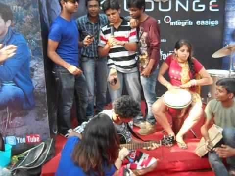 Sutta na mila live performance  IIT Mumbai - Mood Indigo 2012...