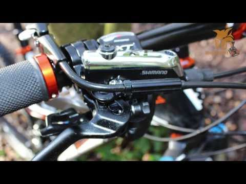 Shimano M-785 XT Disc Brake Review