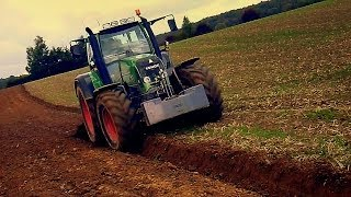 Orka 2013 - Fendt 820 + Unia Ibis 5 [Engine Sound]