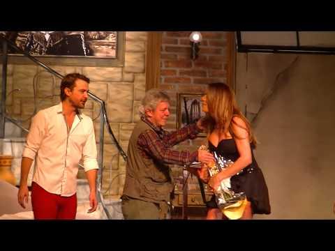 El regreso de Florencia de la V al teatro en lugar de Lizy Tagliani