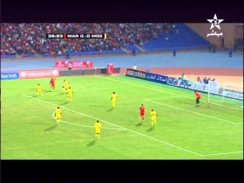 Maroc Mozambique : Résumé 1er mi-temps (المغرب ضد الموزمبيق)