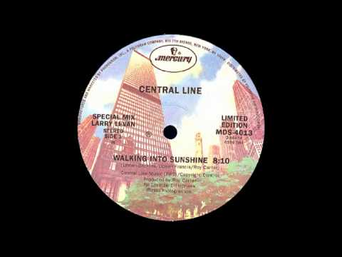 Central Line - Walking Into Sunshine [12