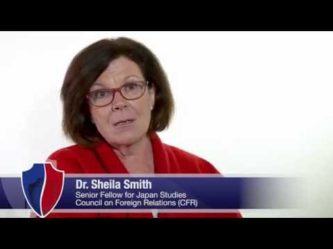 Dr. Sheila Smith: Maritime Interactions in the Asia-Pacific