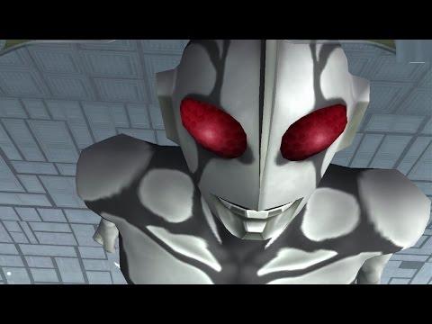 Chaosroid U vs UltraSeven ★Play ウルトラマン FER カオスロイドU thumbnail