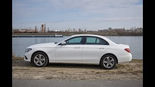 Mercedes-Benz E200 4Matic Limited Edition (2019)
