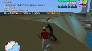 GTA VC MP- [SL]ShOcK. Vs RANDY[LK] La Venganza De [SL]ShOcK.