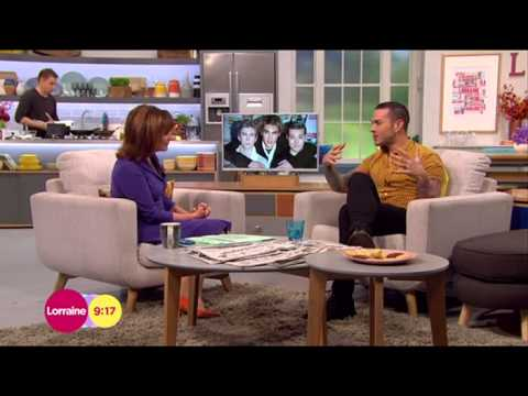 McBusted - Matt Willis on Lorraine