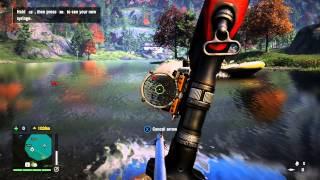 far cry 4 рыба демон как поймать