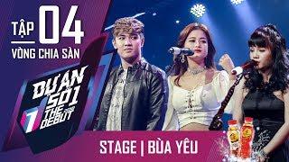 Bùa Yêu - Thu Kiều, Xuân Phương & Hồ Văn Trung | Tập 4 THE DEBUT 2018 - Dự Án Số 1