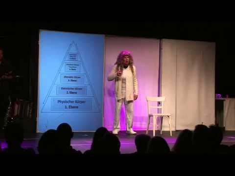 Gernot HAAS feat. Ruth HAFNER -- ESODERRISCH - Kinesiologie