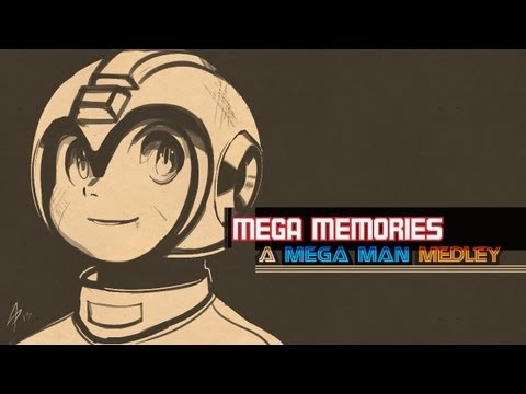 My New Soundtrack - Mega Memories (25th Anniversary Mega Man Medley)