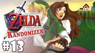 Zelda Ocarina of Time Randomizer - Part 13 - NETFLIX AND CHILL