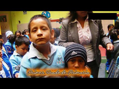 Huellitas 2011 - Aula de Primer Grado (Huascata)