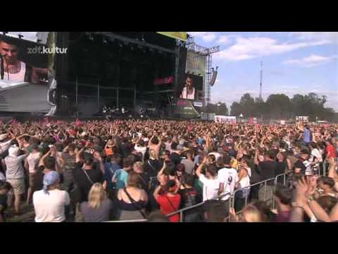 Broilers - Live vom Hurricane Festival 2012
