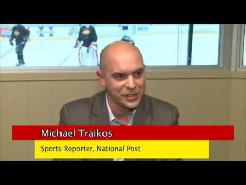 MK Macedonian Hockey League in Canada report