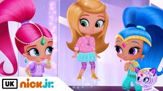Shimmer and Shine | My Secret Genies | Nick Jr. UK