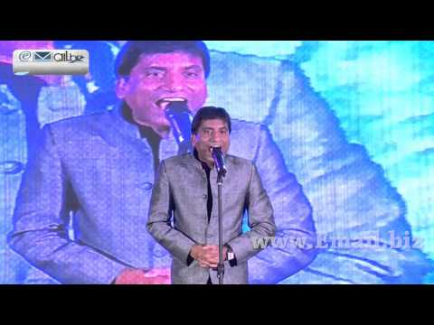 Raju Shrivastavs rib tickling ever  comedy on kindfisher and...