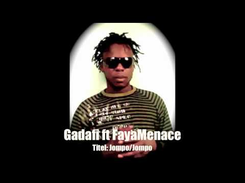 Gadafi ft FayaMenace - Thai Pusy Gyal (Sranan poku)