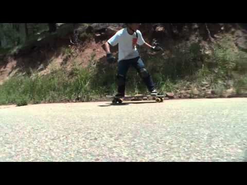 Boulder Longboarding: Youngin'