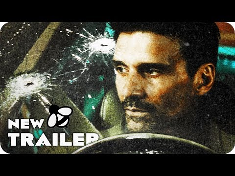 Wheelman Teaser Trailer (2017) Netflix Movie streaming vf