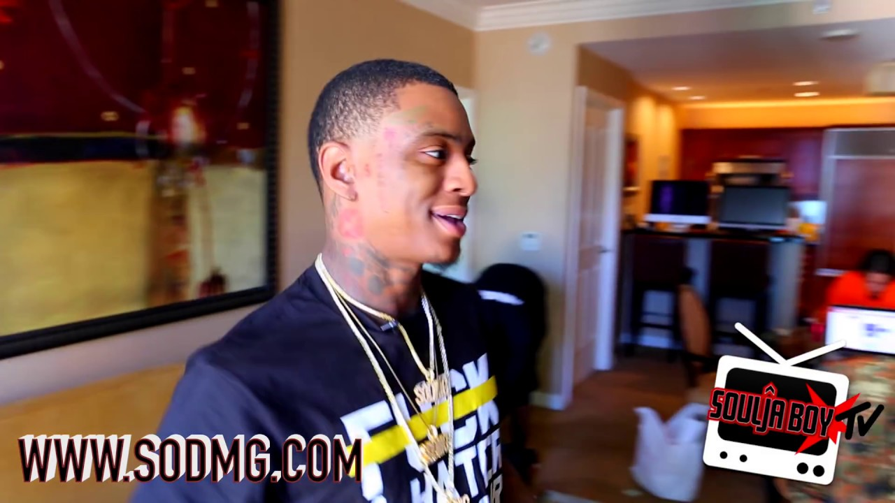 Soulja Boy Tv - Life Of A Soulja Ep.1