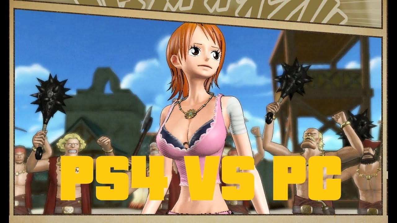 Pirate warriors 3 ps4 hentia girl
