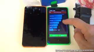 ГаджеТы: достаем из коробки смартфон Nokia X (очень странный)