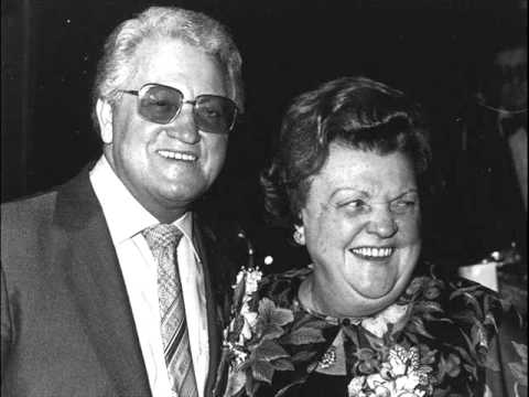 Johnny Jordaan en Tante Leen - Orgelmelodie